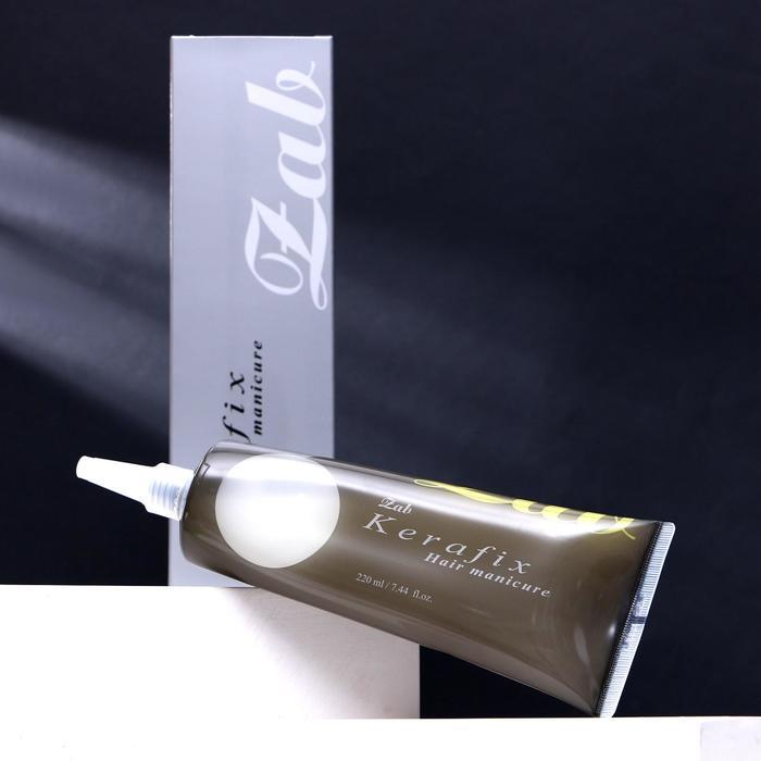 Бесцветное средство для био-ламинирования волос ZAB, 220 мл - фото 536133