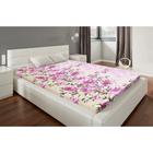 Простыня «Этель» Розовый сон 150х215 ± 3 см, 100% хлопок, бязь 100 г/м²