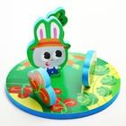 """Set of toys for the bath """"Garden"""""""