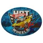 Накладка на стол для творчества пластиковая 430*290 Mattel Hot Wheels Super Car