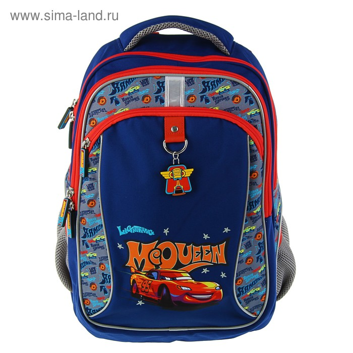 b91ce4d54ab2 Рюкзак школьный эргономичная спинка 38х28х14 см Erich Krause