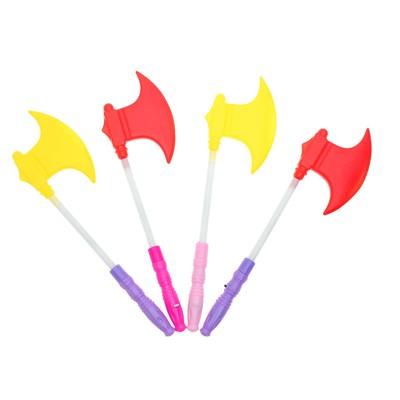 Палочка световая «Топор», цвета МИКС
