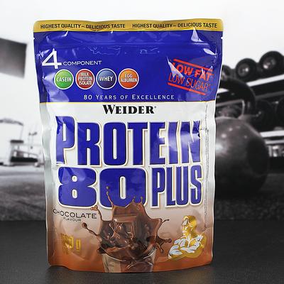 Weider Протеин 80 Плюс / 500 г / шоколад