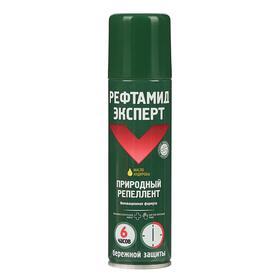 """Аэрозоль репеллентный от комаров """"Рефтамид"""" Эксперт, для чувствительной кожи, 150 мл"""