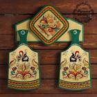 сувениры ракульской росписью