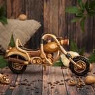 """Сувенир дерево """"Мотоцикл"""" 17х9х33 см"""