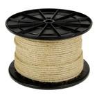 Верёвка сизалевая кручёная  6 мм, катушка (150 м)