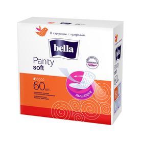 Ежедневные прокладки Bella Panty Soft, 60 шт