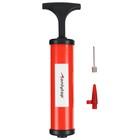Pump for balls 20 cm, 2 nozzles, MIX colors