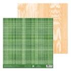 Бумага для скрапбукинга Natural, 20 × 21,5 см 180 г/м