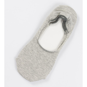 Носки-невидимки мужские 070K-130 (070K) цвет светло-серый меланж, р-р 27 Ош