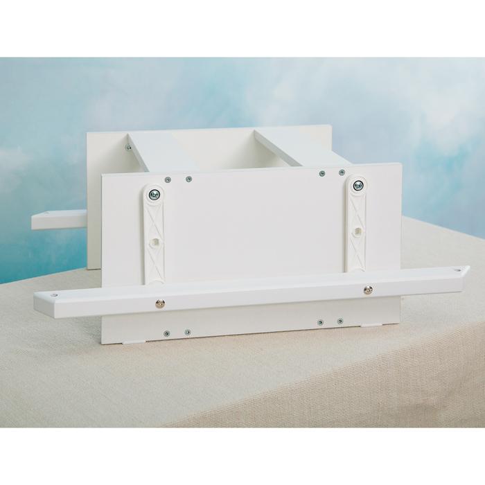 Маятник к кроватке-трансформер 6 в 1  МеrryHappy, ЛДСП, цвет белый