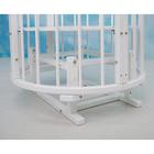 Маятник к кроватке-трансформер 6 в 1  МеrryHappy, МДФ, цвет белый