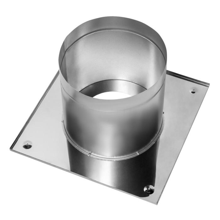 Разделка Феррум потолочная нержавеющая 430/0,5 мм, 500 d 120 мм, (ППУ Н)