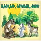 Қойын кітапша Қасқыр, саулық, ешкі (Волк, овца и коза)