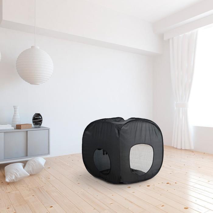Палатка детская «Домик. Зебра», 60 × 60 × 60 см