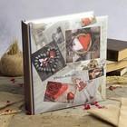 Фотоальбом магнитный 50 листов Image Art  серия 154 цветы 23х28 см