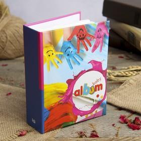 Фотоальбом на 100 фото 10х15 см Image Art 003 детская МИКС