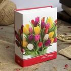 Фотоальбом на 100 фото 10х15 см Image Art 005 цветы МИКС