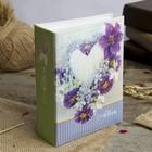 Фотоальбом на 100 фото 10х15 см Image Art 031 цветы