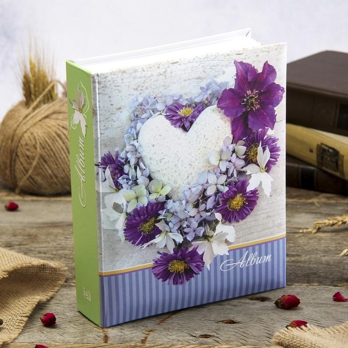 Фотоальбом на 200 фото 10х15 см Image Art 157 цветы