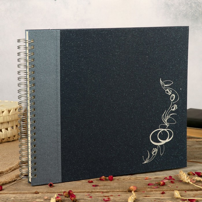 Фотоальбом на 30 пергаментных листов Image Art SP30/W004 31х35 см