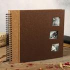 Фотоальбом на 30 пергаментных листов Image Art SP30/W007 31х35 см