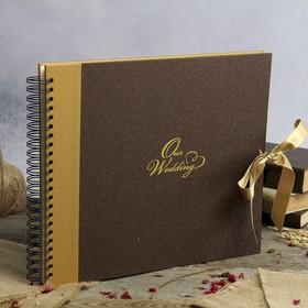 Фотоальбом на 30 пергаментных листов Image Art SP30/W020 31х35 см