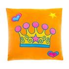 """Мягкая игрушка-подушка """"Корона"""", 32 см"""