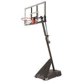 """Баскетбольная стойка мобильная Spalding 54"""" Hercules акрил"""