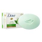 """Крем-мыло Dove """"Прикосновение свежести"""", 100 гр"""