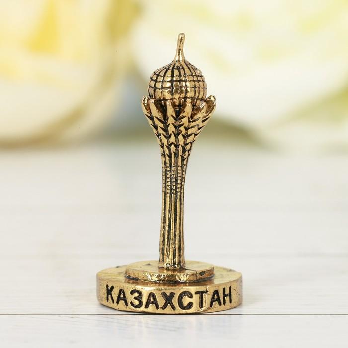 Фигурка «Казахстан. Байтерек», под золото