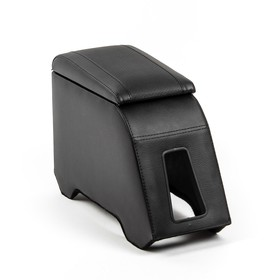 Volkswagen Polo armrest, eco leather, black