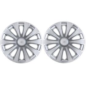Колпаки колесные R16 'Карат', набор 2 шт. Ош