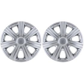 Колпаки колесные R15 DTM, набор 2 шт. Ош
