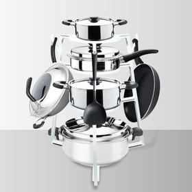 Органайзер для посуды на кухню