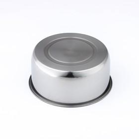 Набор мисок с крышками 3 шт: 0,75 л (d=16 см), 1 л (d=17 см), 1,45 л (d=19 см) - фото 1645340