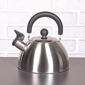 {{photo.Alt || photo.Description || 'Чайник со свистком «Торенто. Блеск», 2 л, цвет серебристый'}}