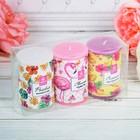 """Набор свечей 3 шт """"Фламинго"""", 15 х 7,5 см"""