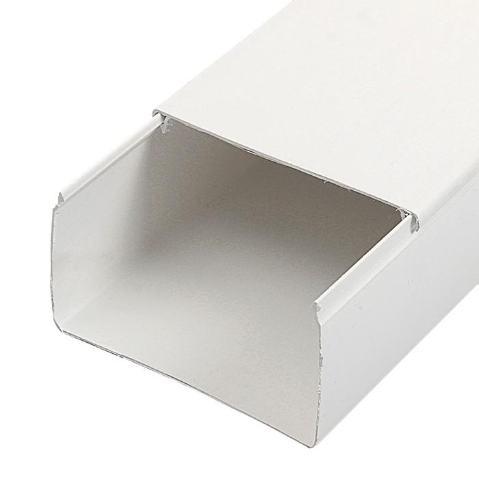 Кабель-канал T-plast, 100х60, 2 м, белый, 50.01.001.0016,