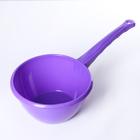 Ковш для хол пищ продуктов 1,8 л, цвет МИКС