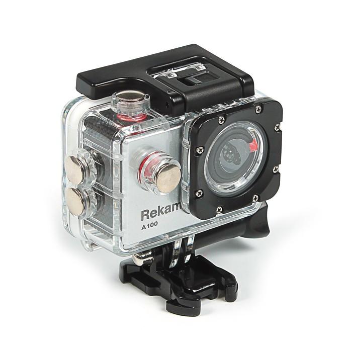 Экшн Камера Rekam A100, FullHD