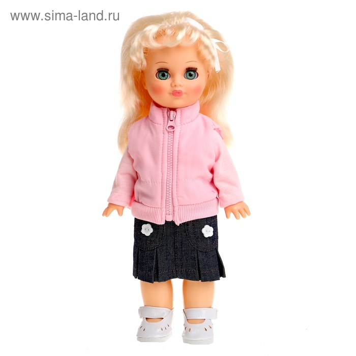 """Кукла """"Элла 6"""" со звуковым устройством, 35 см"""