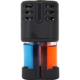 Ароматизатор воздуха в дефлектор Double Fresh новая машина/летний дождь, AutoStandart