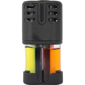 Ароматизатор воздуха в дефлектор Double Fresh цветок персика/дикая лилия, AutoStandart