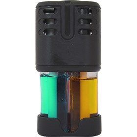 Ароматизатор воздуха в дефлектор Double Fresh свежая дыня/цветок цитруса, AutoStandart