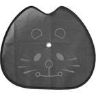 Шторки солнцезащитные на боковые стекла 2шт. 44х36см, котенок, AutoStandart