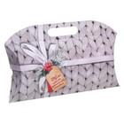 Коробка подарочная «Пусть зима приносит счастье», 34 × 28,5 × 7,5 см