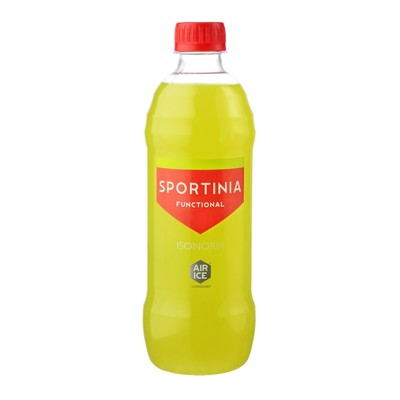 Напиток SPORTINIA ISONORM, 0,5 л.