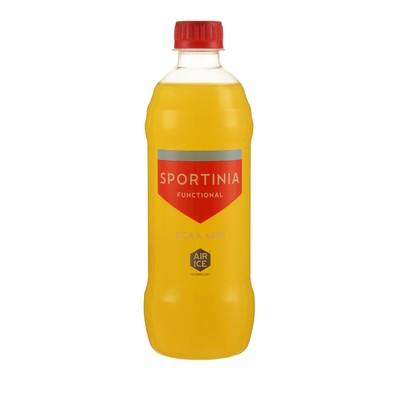 Напиток SPORTINIA BCAA 6000, Ананас, 0,5 л.
